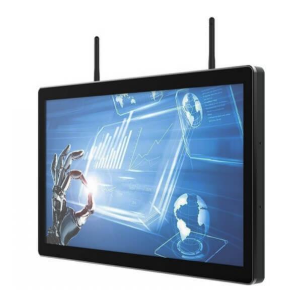 ROXION veröffentlicht neue Slim-Design-VESA-Montage-Industrie-Panel-PC