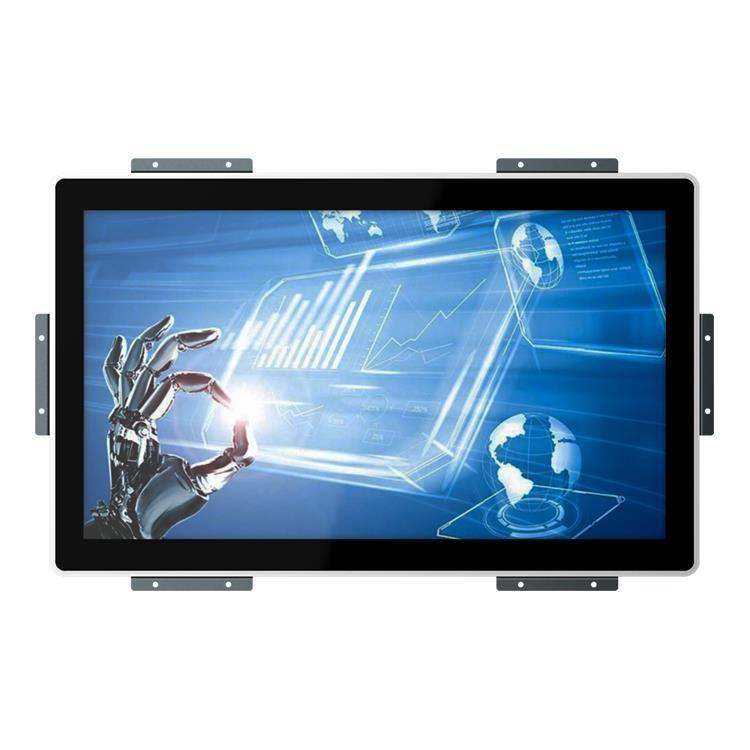 ROXION veröffentlicht neuen Open-Frame-Industriemonitor mit kapazitiver Touch-Technologie